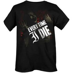 Every Time I Die Fright Night T-Shirt | Hot Topic