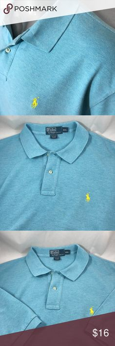 Polo Ralph Lauren Short Sleeve Men's Shirt - XXL Polo Ralph Lauren Men's Shirt Color: Baby blue Size: XXL Gently pre-owned condition - thoroughly checked - no tears, holes, snags, or fading. A few vague (teeny tiny) stains (Please see photos in listing) OFFERS ACCEPTED :) Please submit your BEST offer to us. We look forward to satisfying you as a customer. Let's do business! Polo by Ralph Lauren Shirts Polos Ralph Lauren Mens Shirts, Polo Ralph Lauren Shorts, Fashion Tips, Fashion Design, Fashion Trends, Baby Blue, Colorful Shirts, Stains, Man Shop