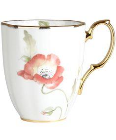 100th Anniversary 1970 poppy mug from the Royal Albert collection at Liberty London