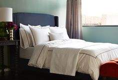 Duvet cover and sheet set from One Kings Lane
