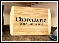 Charcuterie Cutting Board Chopping Block Gift Wedding #personalizedgift #monogram #customgift #weddinggift #engaged #groomsmengift #bridesmaidgift #anniversarygift #laserengraved #bplaserengraving  #etsy #cuttingboard #personalizedcuttingboard #housewarminggift #housewarming #engravedboard #charcuterie Wood Kitchen Signs, Kitchen Decor, Cutting Boards, Bamboo Cutting Board, Gift Wedding, Wedding Ideas, Etsy Handmade, Handmade Gifts, Personalized Cutting Board