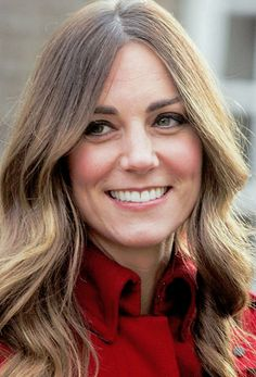 Catherine, Duchess of Cambridge, talks to Poppy Day supporters on November 7, 2013.