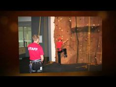Interested in learning to climb?  Watch our video to learn how