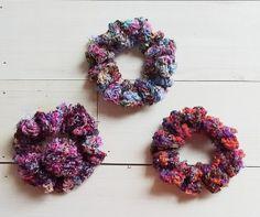 scrunchie * Japanese Site