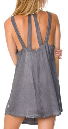 Tunnel Vision Dress.  I'd wear this if I didn't have so much back acne.