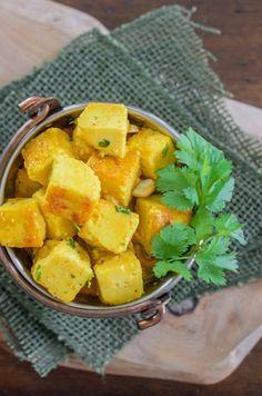 Recipe:  Paneer Mughlai Curry