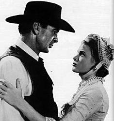 HIGH NOON (1952) - Gary Cooper - Thomas Mitchell - Lloyd Bridges - Katy Jurado - Grace Kelly - Hardy Kruger - Produced by Stanley Kramer - Directed by Fred Zinneman - United Artists - Publicity Still.