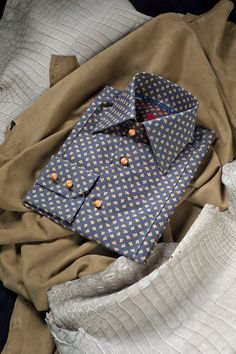 Angelo Galasso Men Shirt !