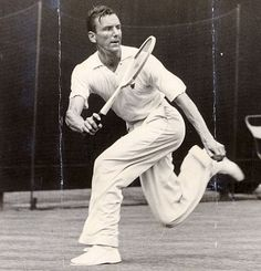 "Frederick John ""Fred"" Perry (1909 – 1995) was a championship-winning English tennis player who won 10 Majors including eight Grand Slams & two Pro Slams. Perry won three consecutive Wimbledon Championships from 1934 to 1936 & was World No. 1 or Co-No. 1 for four years in total. Prior to Andy Murray in 2013, Perry was the last British player to win the men's Wimbledon championship, in 1936"