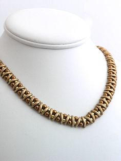 Náhrdelníky - Zlatý mesačný - náhrdelník - 6213558_