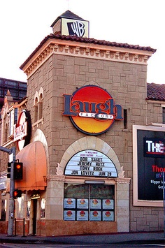 California - LA - See a comedy show at The Laugh Factory.