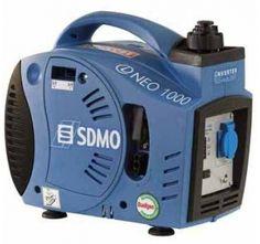 Groupe électrogène SDMO iNEO 1000 INVERTER essence 230V 900W Groupes, Electronics, Consumer Electronics