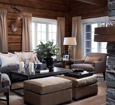 There are many myths about owning or buying log cabins. Myths that have discouraged many from buying or building a log cabin.