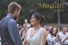 Noiva: Renata M.  Fotografia: Perfect fotografia #madahatelier #noivasdamadah #wedding #weddingdress #bride #dreamdress #weddingday #weddingdress #noivas #casamento #vestidodenoiva