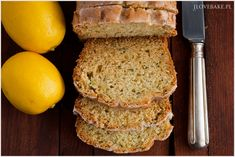 Archiwa: Cukinia - I Love Bake Vegetable Cake, Healthy Smoothies, Banana Bread, Sweets, Baking, Vegetables, Recipes, Cookies, Good Stocking Stuffers