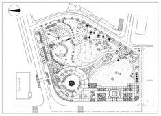 Landscape Gardening Courses Lincolnshire unless Landscape Design For Modern House without Knossos Urban Landscape Project whether Urban Garden Center Auburn Maine Drawing Now, Plan Drawing, Chinese Architecture, Landscape Architecture, Architecture Details, Famous Architecture, Concept Architecture, Landscape Design Plans, Urban Landscape