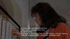 Goodfellas. Movie quote...classic ...Karen Hill.