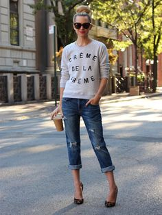 Jump in! We love Sweatshirts