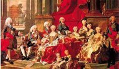 Resultado de imagem para familia real bourbon