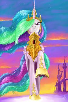 Fluttershy luna lucent dreams-4578