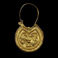 Earring,Byzantine    Date:  500-700 (made)