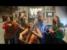 "▶ Vox Sessions: Run Boy Run ""Spin a Golden Thread"" - YouTube"