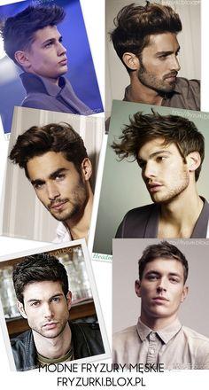 men hair  FRYZURY MĘSKIE MODNE 2013 2014