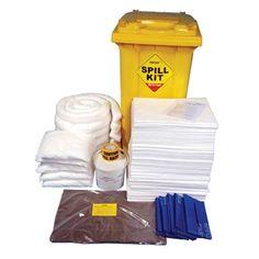 250 Litre Spill Kit - Oil