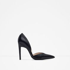 HIGH HEEL D'ORSAY SHOES