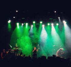 Tarja Turunen and her band: Alex Scholpp, Max Lilja, Tim Shreiner, Kevin Chown and Christian Kretschmar live at BARTS, Barcelona, Spain. The Shadow Shows, 06/11/2016 #tarja #tarjaturunen #theshadowshows #tarjalive PH: Sara Freij https://www.instagram.com/sarafreix/