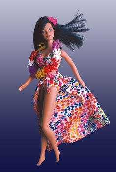 1975 Hawaiian Barbie® Doll #7470 | Barbie Collector, Release Date: 1/1/1975   Product Code: 7470, $_
