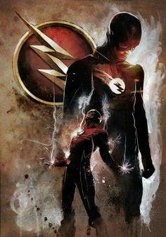Flash da Série The Flash