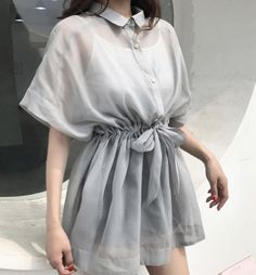 Korean Fashion Trends you can Steal – Designer Fashion Tips Cute Fashion, Look Fashion, Girl Fashion, Fashion Dresses, Fashion Tips, Fashion Design, Trendy Fashion, Fashion Quiz, Fashion Hacks