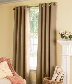 Emma Grommet Top Curtains