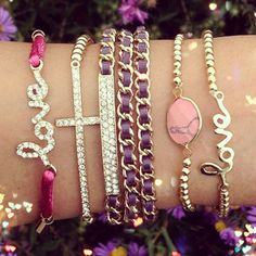 Love these braclets! Have some! :)