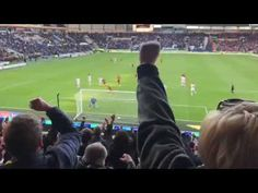 Hull City's Jarrod Bowen's pen - YouTube