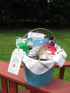 House Warming Bucket Tutorial http://handcandco.blogspot.com/2013/06/house-warming-gift-bucket.html