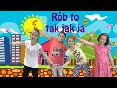 Piosenki dla dzieci RÓB TO TAK JAK JA - Klub Kaczki Niedziwaczki (Dom Zabaw) - YouTube Zumba, Family Guy, Youtube, Dom, Education, Poland, Centre, Party, Speech Language Therapy