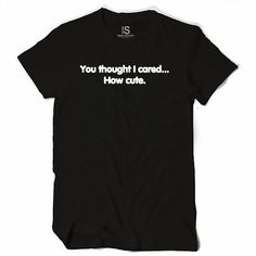 How Cute Women's T Shirt