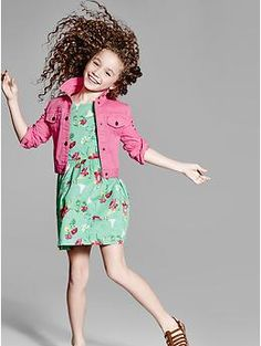 Gap Girls Skus - Spring/Summer 2016 | Kids Street Style Fashion