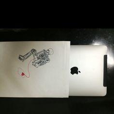 iPad sleeve 2010