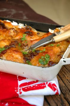 South African Fruity Chicken - yummy!