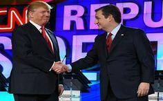 Wow: Ted Cruz Endorses Donald Trump for President - http://conservativeread.com/wow-ted-cruz-endorses-donald-trump-for-president/
