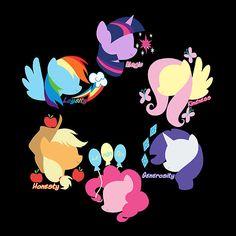 Mane Six Throw Pillow My Little Pony Characters, Mlp My Little Pony, My Little Pony Friendship, My Little Pony Bedroom, Durham Museum, Sweetie Belle, Cute Ponies, Alphabet Wallpaper, Miraculous Ladybug Movie