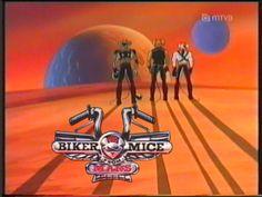 Biker Mice From Mars (1993) Wallpaper
