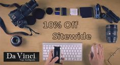 DaVinci Vaporizer is offering 10% discount on sitewide purchase. Grab up now! This offer is valid for limited time. For more DaVinci Vaporizer Coupon Codes visit: http://www.couponcutcode.com/stores/davinci/