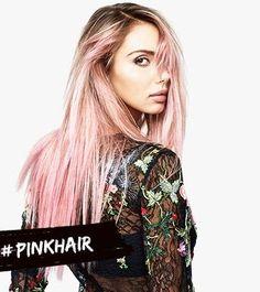 Sahara Ray Wears New Colorista Semi Permanent Hair Color