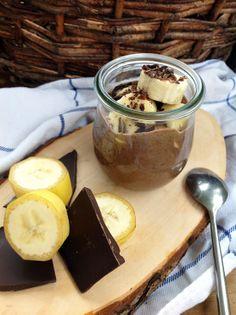 Schoko-Chia Samen-Pudding