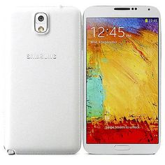 Samsung Galaxy Note III Note 3 GT-N9000 Factory Unlocked Smartphone White. Deal Price: $549.00. List Price: $599.99. Visit http://dealtodeals.com/samsung-galaxy-note-iii-gt-n9000-factory-unlocked-smartphone-white/d21853/cell-phones-smartphones/c52/