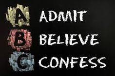 Admit that you need Jesus. Believe that Jesus is Lord. Confess with your mouth that Jesus  Christ is Lord.